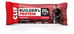 Clif Builder´s Protein Bar - 12x68g - Chocolate