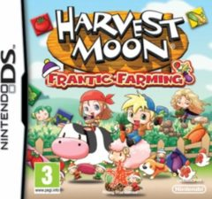 Rising Star Harvest Moon, Frantic Farming NDS
