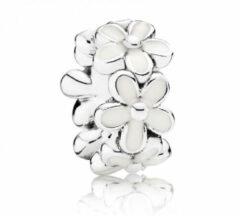 Pandora Spacer bedel zilver 'Madeliefjes' 791495EN12