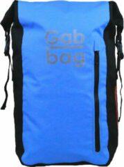 Gabbag Waterdichte Rugzak Reflective Waterdichte Rugzak 35L blauw backpack
