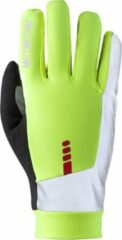 Gele Handschoenen WOWOW Elite - Fietshandschoenen - XL