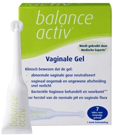 Afbeelding van Balance Active Balance activ gel 5 ml 7x5 Milliliter