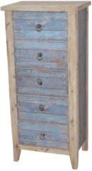 Möbel direkt online Moebel direkt online Massivholzkommode Kommode Schubkasten-Kommode FSC-zertifizierte Kommode