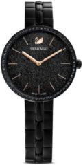 Swarovski 5547646 Horloge Cosmopolitan zwart 32 mm