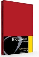 Briljant Nekrol Kussensloop Rood (1 stuk)-110 x 40 cm
