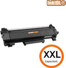 Zwarte INKTDL XXL Laser toner cartridge voor Brother TN-2420 | Geschikt voor Brother HL-L2310D, HL-L2350DW, HL-L2357DW, HL-L2375DW, HL-L2370DN, DCP-L2510, DCP-L2537DW, DCP-L2550DN, DCP-L2530DW, MFC-L2735DW, MFC-L2710, MFC-L2730DW, MFC-L2750DW.