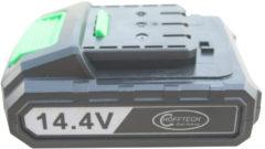 Hofftech Losse Accu tbv Boormachine 14.4V - 1.3AH - Li-Ion