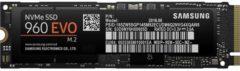 Samsung 960 EVO 500 GB, Solid State Drive + ASSASSIN´s Creed DC (Einlösbar bis 30.04.2018)-Spiel