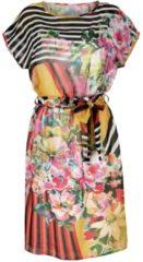 Kleid Alba Moda bunt