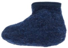 NAME IT Baby Wool Slippers Men Blue