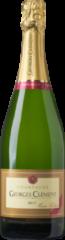 Donkerrode Wijnvoordeel Georges Clement Champagne AC Brut