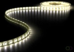EtiamPro Flexibele Led Strip - Warm Wit 3500K - 300 Leds - 5M - 24V