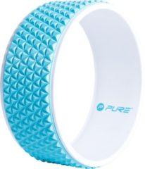 Pure2Improve - Yogawiel - diameter 34 cm - blauw