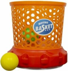 Jollity Works JollyPlay - Bewegende Basket - Spel - Drankspel - Bal - Gooien