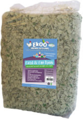 Ekoo animal Bedding Ekoo Bedding Card & Egg Trays Inhoud - 30 Liter