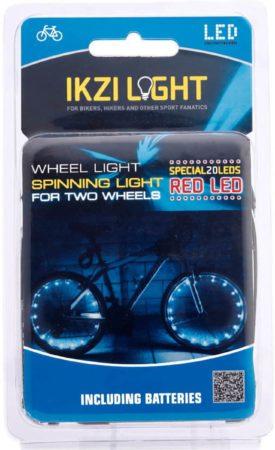 Afbeelding van Ikzi Light Wielverlichting IKZI voor 2 wielen - rode leds