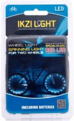 Ikzi Light IKZI spaaklicht met 2x 20 led rood