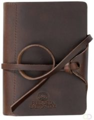 Succes agenda Fred de la Bretoniere Vintage - Bruin - Standard