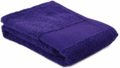 Arowell Sporthanddoek Fitness Handdoek 130 x 30 cm - 500 Gram - Paars (3 stuks)