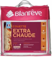 BLANREVE Extra warm microfiber dekbed - 200 x 200 cm - Wit