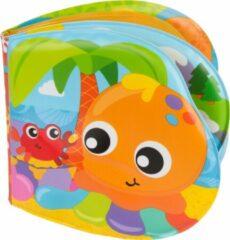 Playgro 40180 badspeelgoed & sticker Bath book