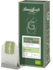 Simon Levelt Simon Lévelt | Earl groen Premium Organic Tea - 20 theezakjes