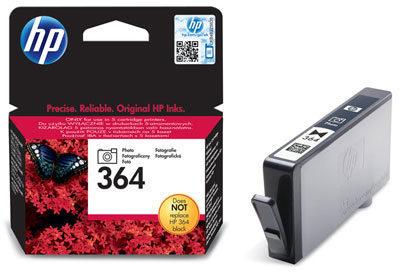 Afbeelding van HP 364 originele foto-inktcartridge voor o.a Photosmart C5380 (CB317EE)