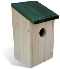 Beige VidaXL Vogelhuisje hout - set van 4