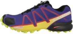 Salomon Schuhe Speedcross 4 Trail Salomon lila