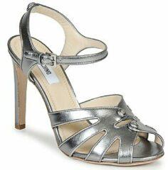 Zilveren Sandalen Moschino MA1604