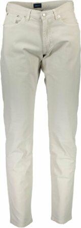 Afbeelding van Beige Gant Regular fit Jeans Maat W35