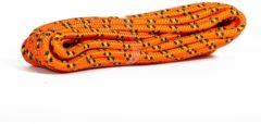 Gele Traxis Polypropyleen Touw - Orange/Black - 10mm - 10m