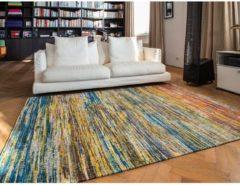 Louis de Poortere - 8871 Sari My Riad Vloerkleed - 200x280 cm - Rechthoekig - Laagpolig Tapijt - Modern - Meerkleurig
