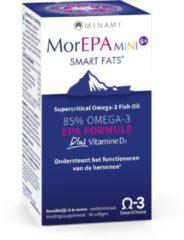 Minami MorEPA Mini - 60 Capsules - Visolie - Voedingssupplement