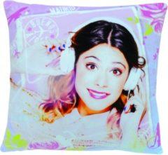 Pluche Disney Violetta kussen 35 cm