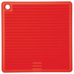 Siliconen pannenlap, rood - Mastrad