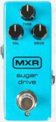 MXR M294 Sugar Drive Mini overdrive effectpedaal