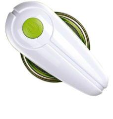 Vollautomatischer Dosenöffner GOURMETmaxx weiß/grün