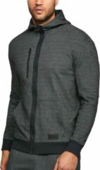 Grijze Under Armour - Pursuit Full Zip - Heren - maat XS