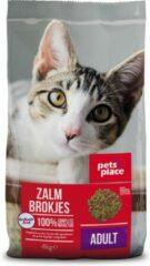 Pets Place Kat Adult - Kattenvoer - Zalm - 4 kg