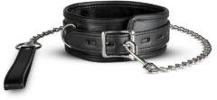 Zwarte Whipped Colten Collar Met Ketting