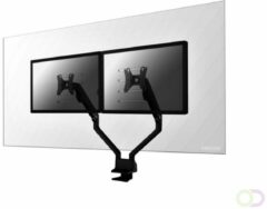 Neomounts by Newstar NewStar Transparant scherm Bureau 2 Monitorarmen