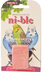 Esve Ni-Ble Piksteen Parkiet - Vogelsupplement - 100 g