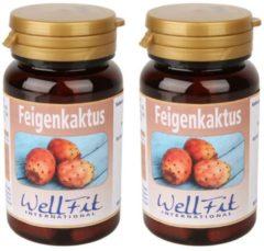 Medicura Feigenkaktus 60 Kapseln 2er Set