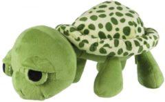 Groene Trixie Żółw Wydający Autentyczne Dźwięki, Plush, 40 Cm