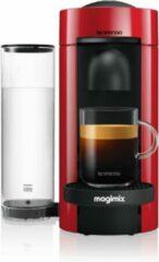 Magimix Nespresso Magimix - Nespresso Vertuo Plus - Kersenrood
