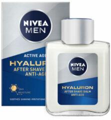 Nivea Men Anti-Age Hyaluronzuur After Shave Balm 100 ml