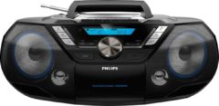 Philips AZB798T Stereoanlage, Bluetooth, Digitalradio (DAB+), 1x USB