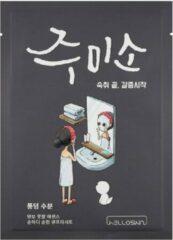 Antraciet-grijze Hellöskin /Jumiso Water-splash Sheet Mask - Korean Skincare