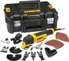 Dewalt DWE315KT DWE315KT-QS Multifunctioneel gereedschap Incl. accessoires 300 W